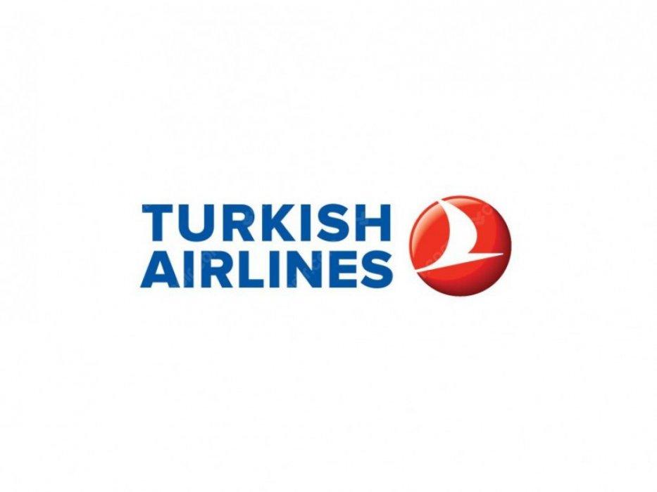 THY - Türk Hava Yolları - THY Logo - Turkish Airlines Logo - Photo ...